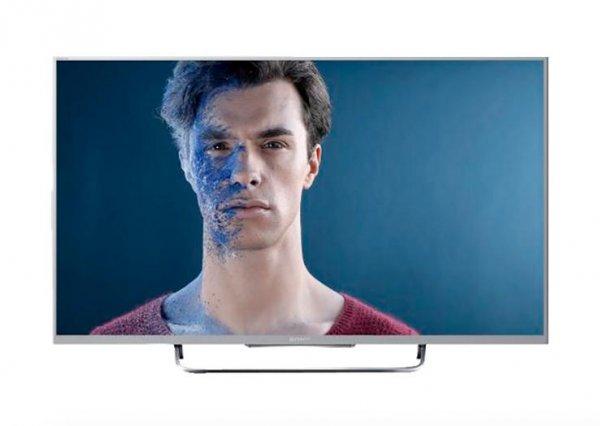 Sony KDL-55W815B (55 Zoll) 3D-LED-Backlight-Fernseher (Full HD, 600Hz, Smart View, HD Triple Tuner DVB-T/T2/C/S2, CI+, WLAN, Skype, X-Reality PRO) für 699€ @Media Markt