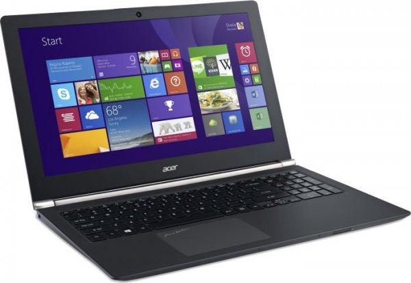 "Acer Aspire V Nitro VN7-571G - Intel i5-5200U, GeForce 940M, 8GB RAM, 1TB SSHD, 15,6"" Full-HD IPS matt, beleuchtete Tastatur, Win 8.1 - 693,95€ @ ZackZack.de"