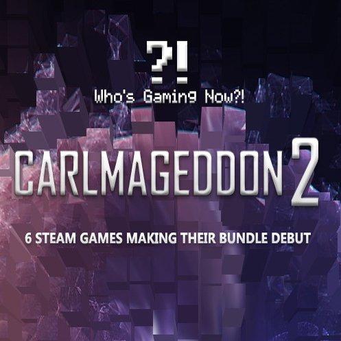 [STEAM] WGN Carlmageddon 2 @ Groupees