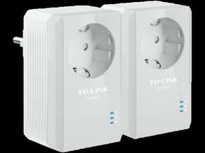[Saturn on/off] TP-LINK AV500-Nano-Powerline-Ethernet-Adapter Set mit Steckdose 28€ bei Abholung