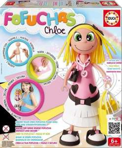 [Amazon-Prime]Educa 16363 - Kinder-Bastelset - Focucha Chloe