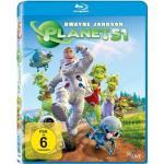 Planet 51 Blu-ray / DVD  @Amazon