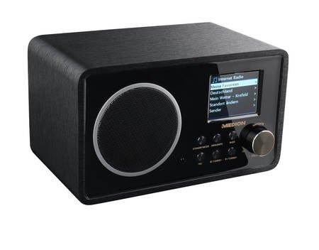 Wireless LAN/WLAN  Internet-Radio MEDION® LIFE® E85038 (MD 87238) für 74,95€ @ Allyouneed