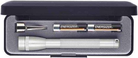 [Prime] Mag-Lite Mini AAA in Silber