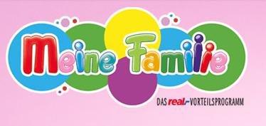 Begrüßungspaket mit Geschenken für Kinder bis 2 Jahren @ Real Meine Familie