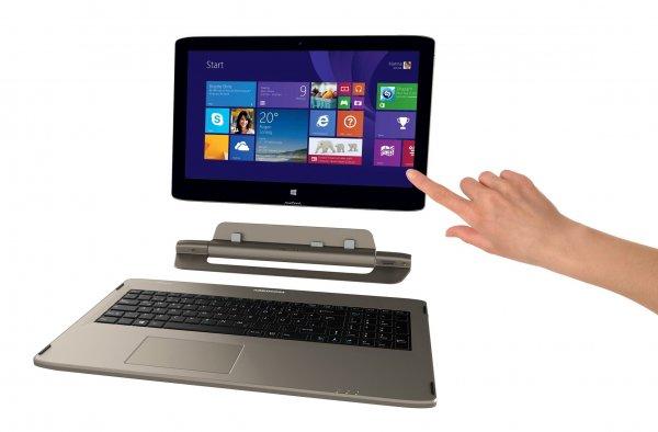 """[eBay] MEDION AKOYA S6214T MD 99380 Touch-Notebook 39,6cm/15,6"""" 4in1, HDD 500GB, SSD 64GB, RAM 4GB"""