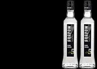 Penny: Arapow (vodka de luxe) 0,7 Liter für 5,99 € statt 6,99 € ab 12.12.11