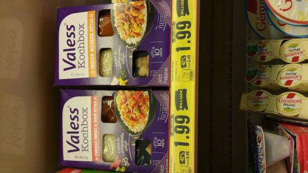 NETTO MD nur bis 01.08.!!!  Valess Kochbox mit Scondoo nur 49 Cent