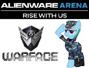 Warface - Starter Pack Key Giveaway (Alienwarearena.com)