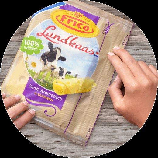 2x Frico Landkaas für 1,58€ (Kaufland / Scondoo)