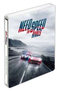 """[Amazon.de WHD]  PS4 - Need for Speed: Rivals - Limited Edition mit Steelbook """"wie neu"""""""