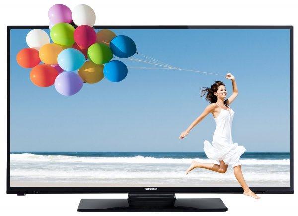 Blitzangebot: Telefunken L40F278I3C-3D 102 cm (40 Zoll) Fernseher (Full HD, Triple Tuner, 3D, Smart TV) [Energieklasse A]