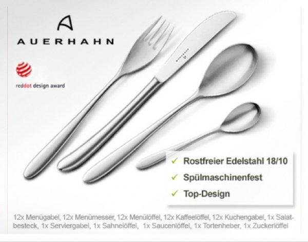 50% auf Auerhahn Bestecke @  WMF Shops