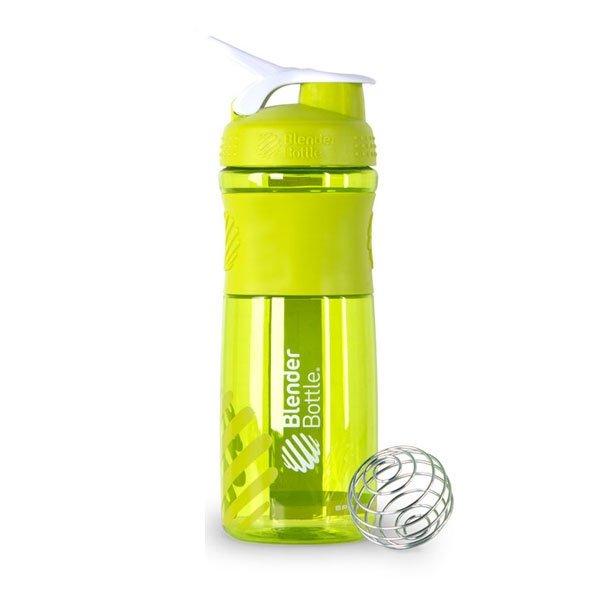Bester Preis - BlenderBottle Sportmixer 820ml grün
