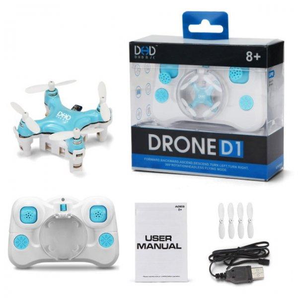 JJRC DHD D1 MINI Drohne Flugzeit 5-7min (allbuy)