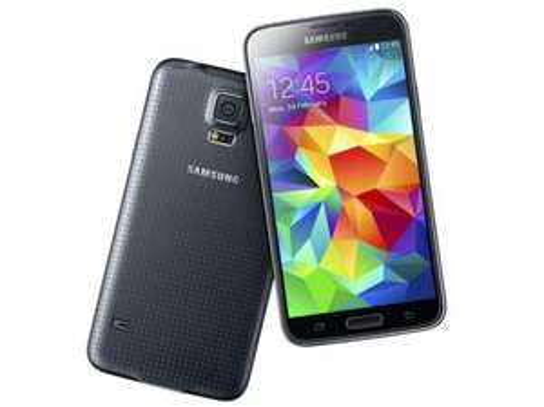 "Samsung Galaxy S5 G900F, Smartphone, 4G, 16 GB + microSDXC Steckplatz, 5.1"", 1.920 x 1.080 Pixel ( 432 ppi ), Super AMOLED, 16 Mpix, Android, schwarz, Neuware"
