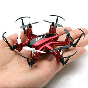 JJRC H20 Nano HEXACOPTER 2.4G 4CH 6Axis Headless Mode LED Beleuchtung @allbuy