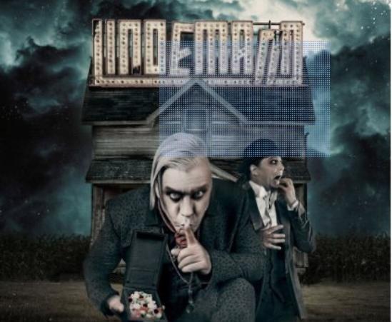 Skills in Pills Ltd.Super Deluxe Edition Lindemann Rammstein