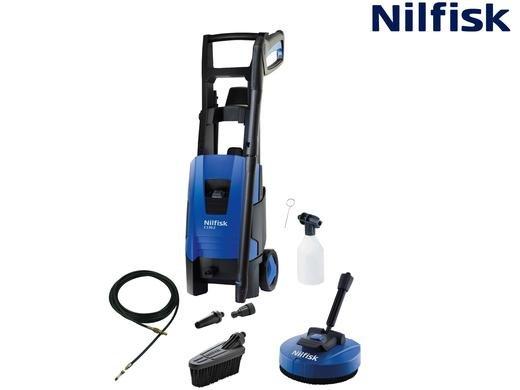 Nilfisk C130.2-8PAD 130 Bar Hochdruckreiniger mit Zubehör für 139,95€ zzgl. 8,95€ Versand @iBOOD