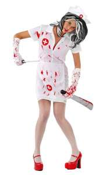 [WHD] Zombie Krankenschwester