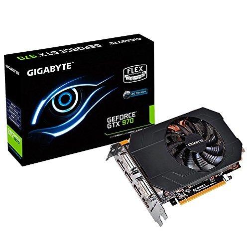 Gigabyte GeForce GTX 970 OC 4096MB GDDR5 PCI-E 3.0 [GV-N970IXOC-4GD] ab 212,98 €  @Atelco oder Amazon MP oder Hitmeister