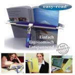 Easy-Read der ergonomische und flexible Buch- und Konzepthalter