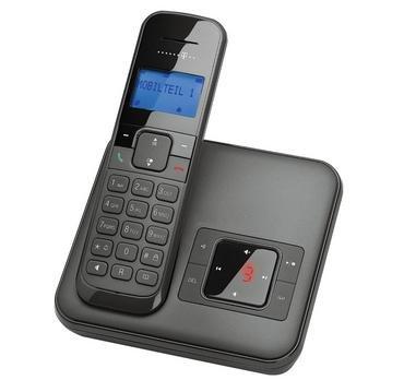 Telekom Sinus CA34 DECT-Telefon inkl. Anrufbeantworter für 19€ @Media Markt