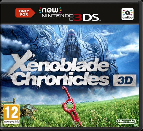 Xenoblade chronicles 3D für New 3DS Amazon