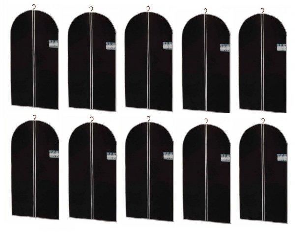 [Amazon.de] 10 x Kleidersack Kleiderhülle Kleiderschutz Aufbewahrung 100 x 60 cm