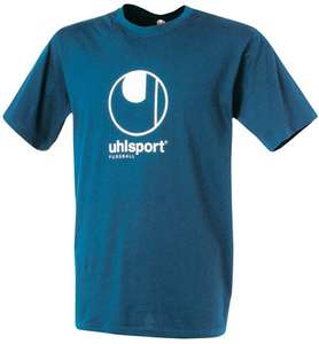 Uhlsport / Unisex Promo T-Shirt marine und weiß / Größen: XXS, XS, S, L, XL, XXL / Preis 5,19 inkl. Versand / Links in der Beschreibung
