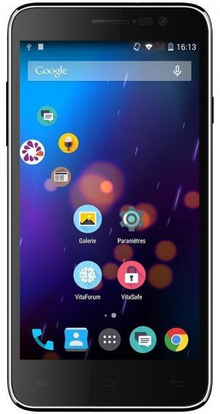Update [Amazon FR] Vitamin A Smartphone, LTE, Dual-Sim, Kitkat 5''-HD Blitzangebot ab 94,72 € möglich
