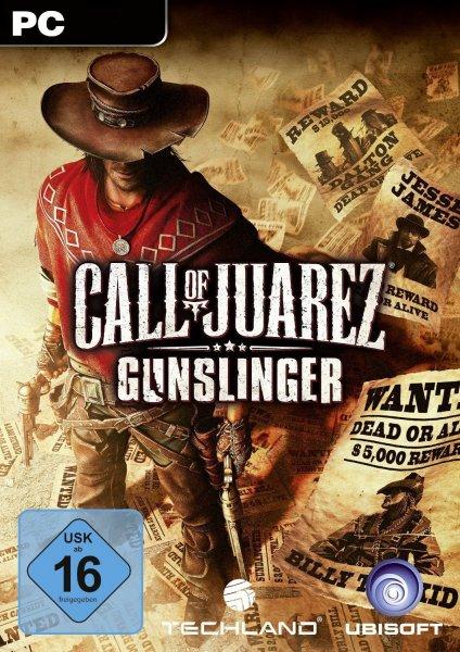 Call of Juarez: Gunslinger @amazon.de (Steam Key)