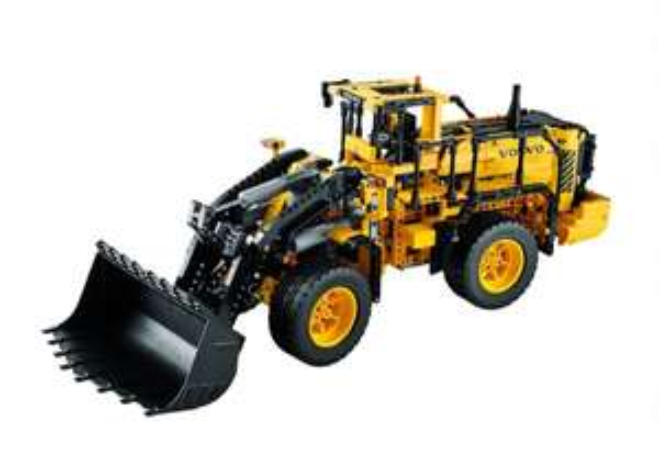 LEGO VOLVO L350F Radlader für 151,99 mit -20% Gutschein auf www.interspar.at (VK nach D: €6,90, innerhalb Ö VK frei)