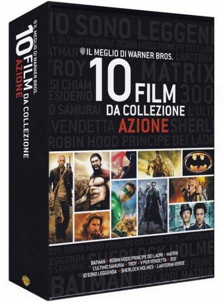 10 Blu Rays 29,99€ @Ebay