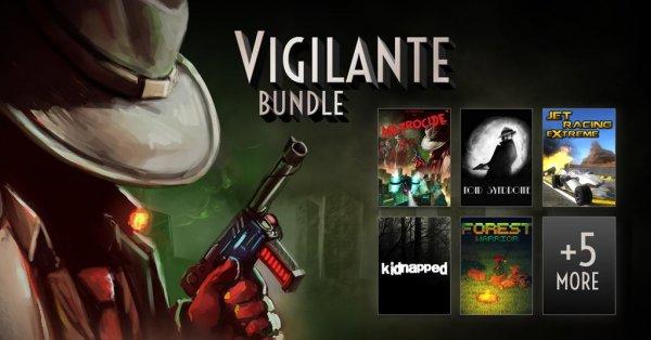 [Steam] Vigilante Bundle  - 10 Steam Games für 2,73€ @Bundlestars