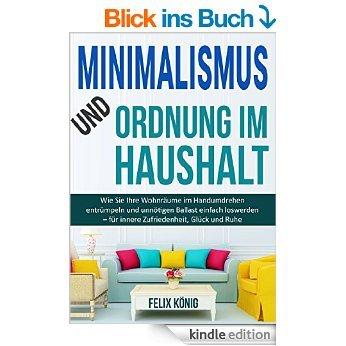 """[amazon.de] eBook/Kindle: """"Organisation: Minimalismus und Ordnung im Haushalt"""""""