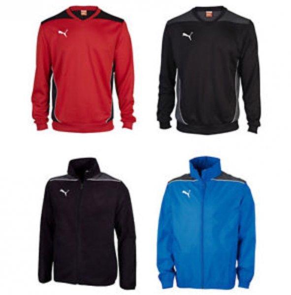 Original Puma Sweatshirts Fleecejacken Regenjacken Jacken - 19,95€ versandkostenfrei
