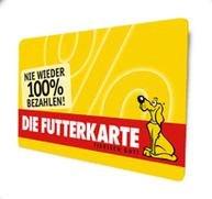 """Dauerhaft 2% Rabatt bei """"Das Futterhaus"""""""