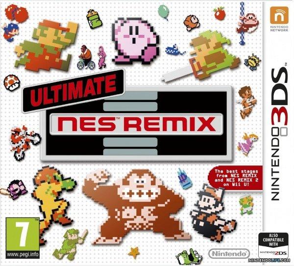 Ultimate NES Remix 3DS (Thalia,Buch.de, bol.de)
