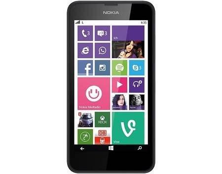 (B-Ware) Nokia Lumia 635 für  76€  @ Allyouneed