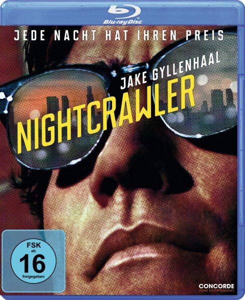 Nightcrawler Blu-ray für 9,99€ bei Amazon mit Prime, sonst +3€ oder mit Buch eventuell weniger