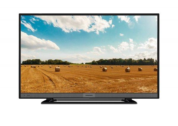 Grundig 22 VLE 522 BG 56 cm (22 Zoll) Fernseher (Full HD, Triple Tuner) für 83,10€ @ Amazon.de