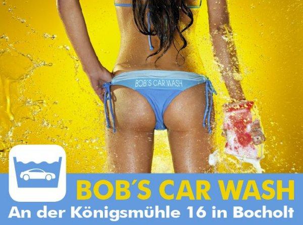 [Lokal Bocholt] Kostenlos Autostaubsaugen und Fussmattenreinigen bei Bobs Car Wash