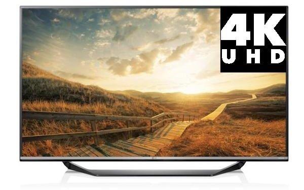 LG 43UF675V 109 cm 43 Zoll Ultra HD, Triple Tuner für 529€