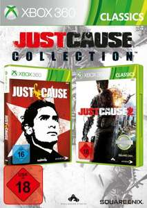 Just Cause Collection (Xbox 360) ab 7,99€ @Thalia/Buch/Bol.de