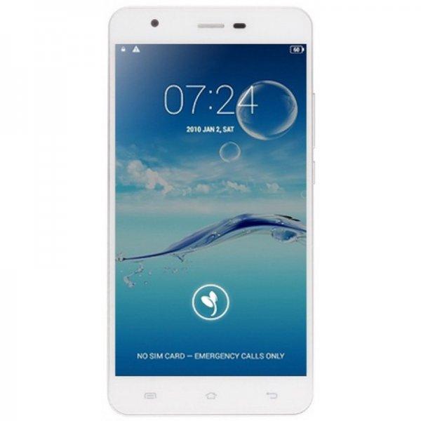 JIAYU S3 4G LTE 64bit MTK6752 Octa Core 3GB 16GB 5.5 Zoll OGS weiß Refurbished