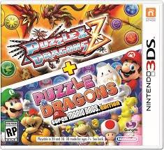 Amazon Prime: 3DS: Puzzle & Dragons Z + Puzzle Dragons Super Mario Bros. Edition
