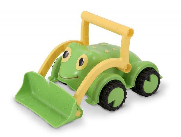 [Amazon-Prime] Melissa & Doug 16270 - Baufahrzeug - Frosch-Bulldozer