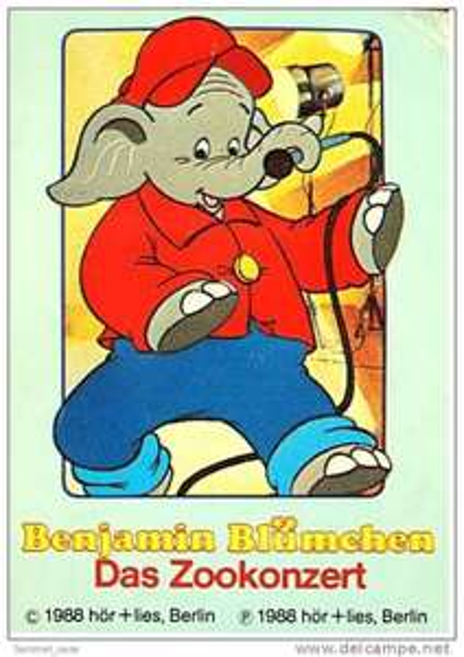 Benjamin Blümchen - Das Zookonzert - Classic Folge 1 in voller Länge @Youtube