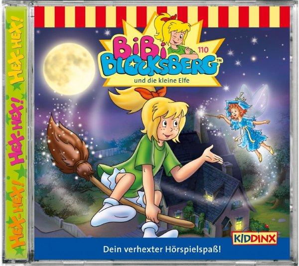 [Amazon-Prime] Bibi Blocksberg Folge 110:..und die Kleine Elfe CD / Musikkassette